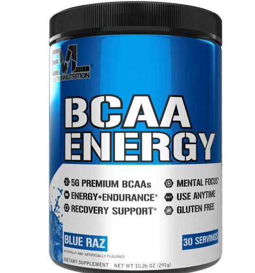 Evolution Nutrition BCAAs Energy